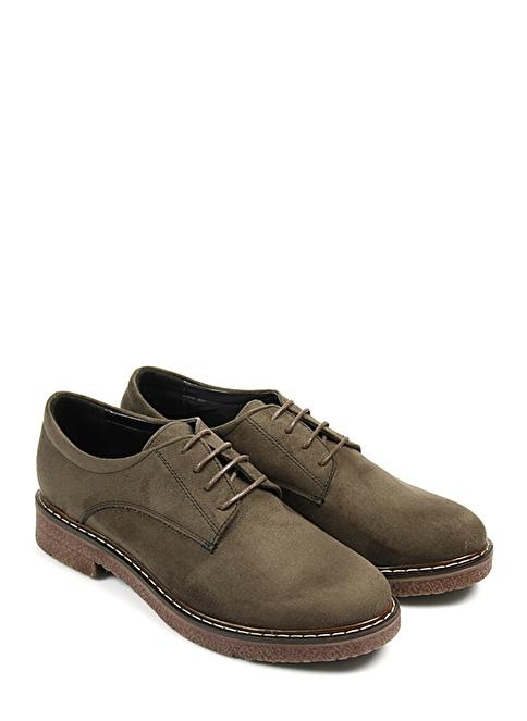 G.Ö.N. Klasik Ayakkabı Yeşil